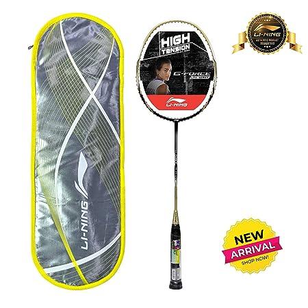 All Li ning G Force LITE 3400i Strung Badminton Racquet Racquets