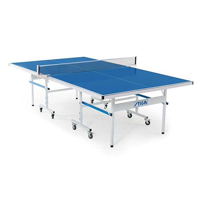 Amazoncom STIGA XTR Outdoor Table Tennis Table With Aluminum - Free ping pong table craigslist