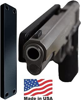 product image for Gun Magnet | Gun Mount Holster | Magnetic Gun Mount | Concealed Carry Holster for Car, Truck, Home, Office, Handgun, Pistol, Shotgun, Rifle