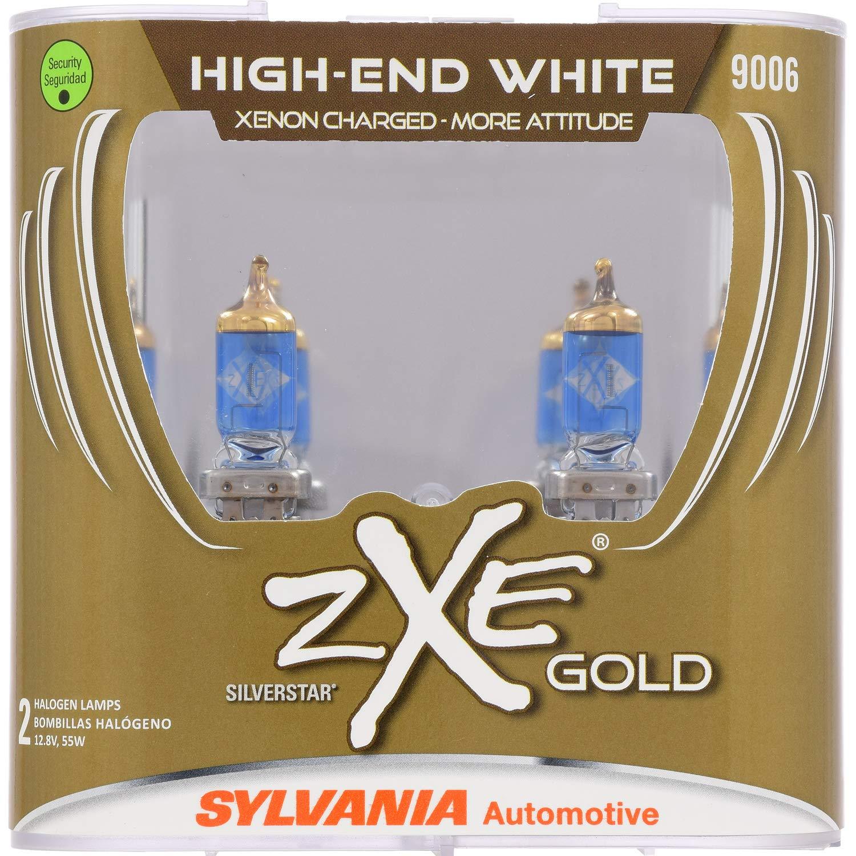 SYLVANIA 9006 XtraVision Halogen Headlight Bulb Pack Of 2 9006XV