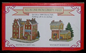Liberty Falls collection Winthrop's Carpet Mill and Wintrop's Ware House