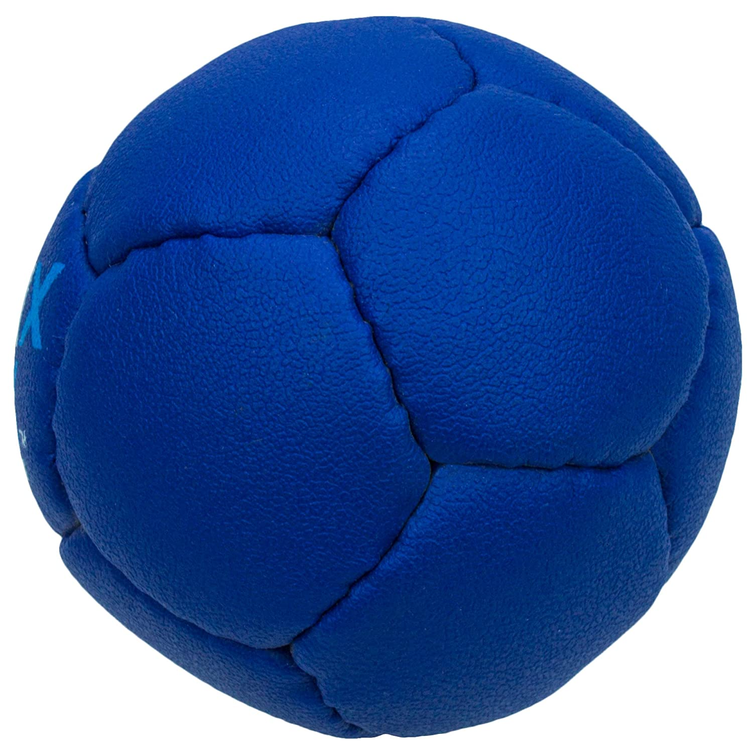 efb92b318b1 Amazon.com   SWAX LAX Lacrosse Training Ball (Blue) Same Size and Weight as  Regulation Lacrosse Ball but Soft - No Rebounds