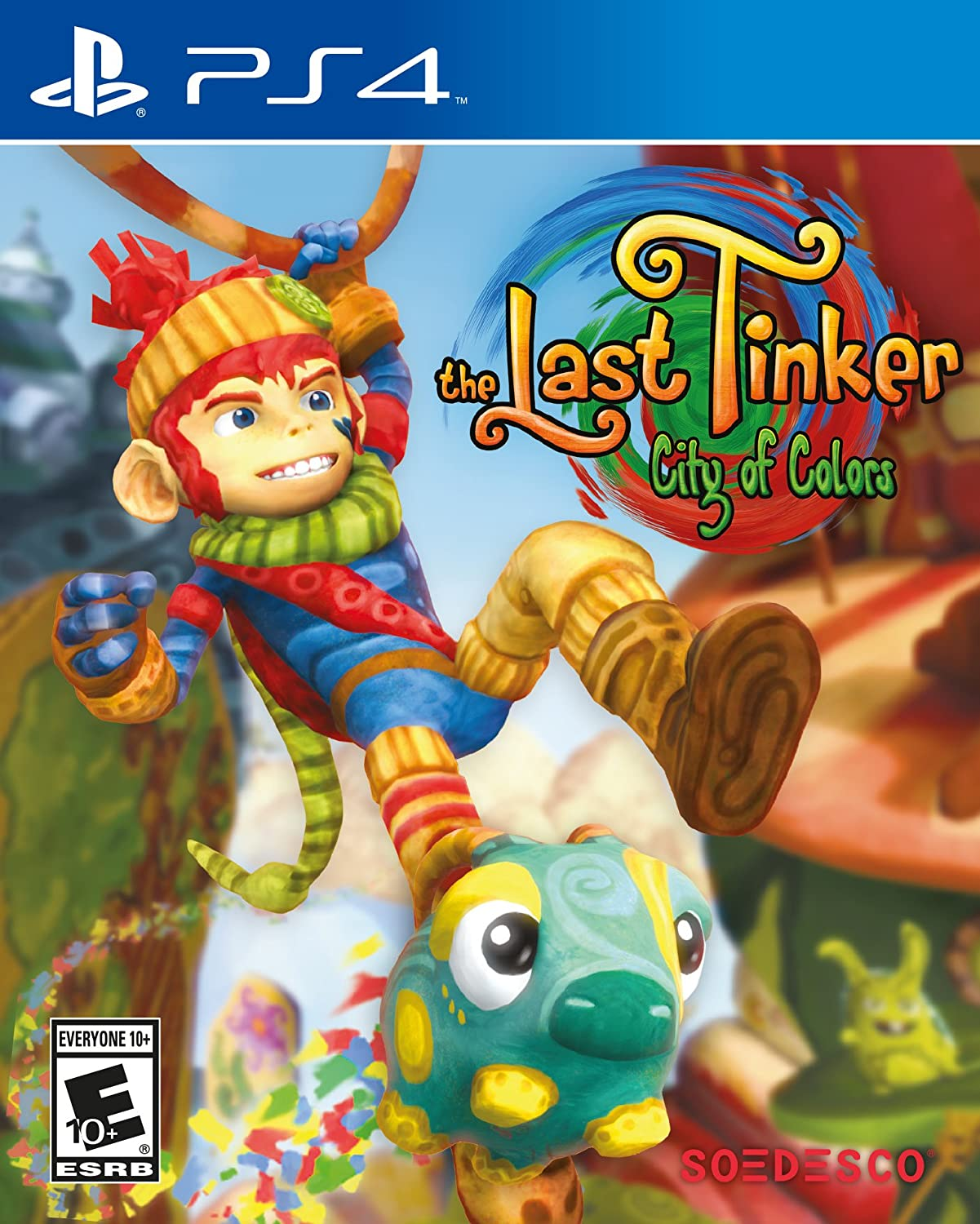 [PS4] The Last Tinker: City of Colors (2015) - Sub ITA