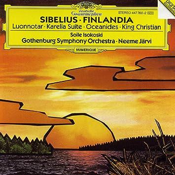 Sibelius;Finlandia