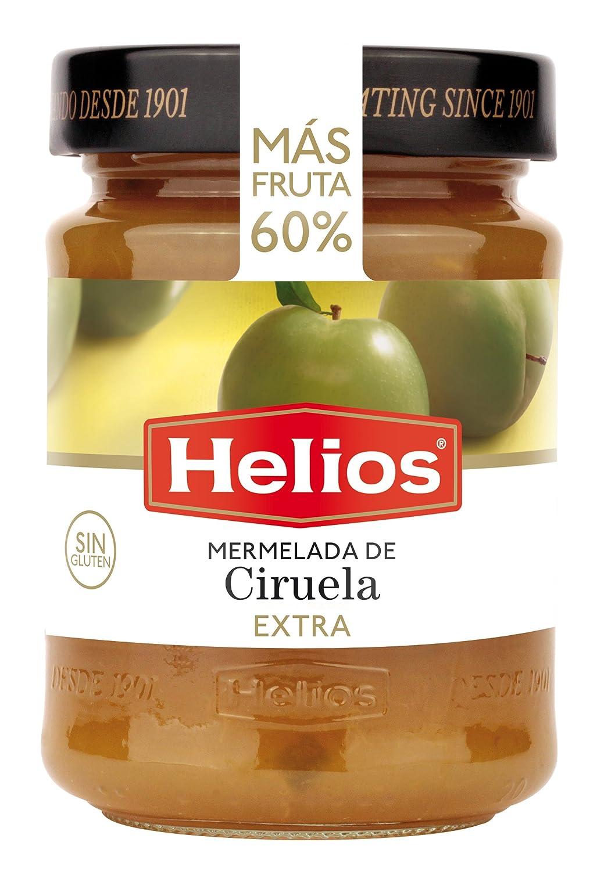 Helios Mermelada Extra Ciruela - 340 gr: Amazon.es ...