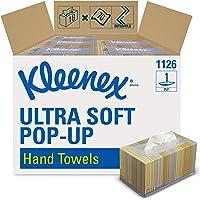 Kimberly-Clark Professional 92301 Kleenex Experience Toalla Manos Interdoblada Pop - Up, 18 cajas