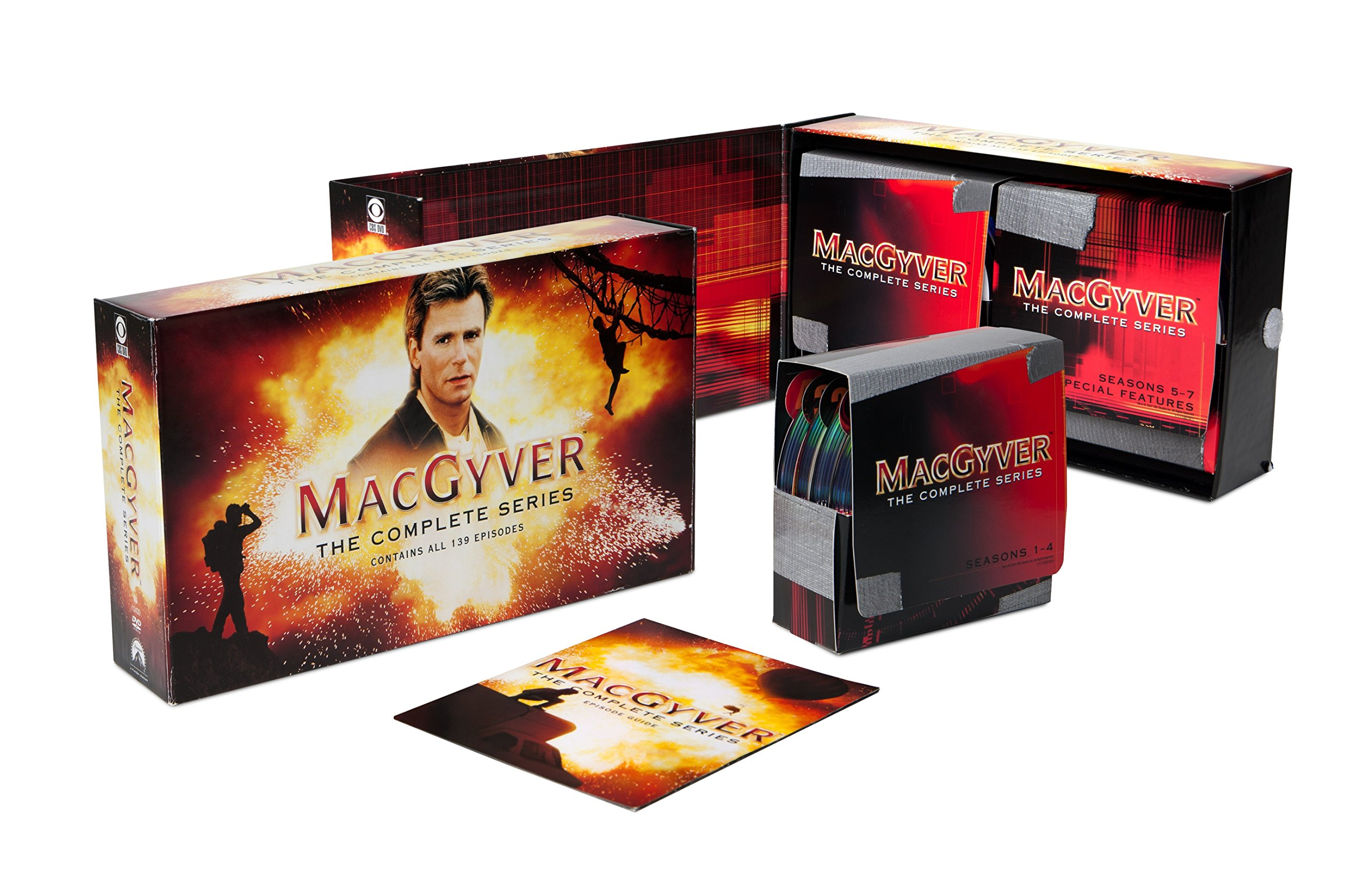 MacGyver - The Complete Series by Paramount