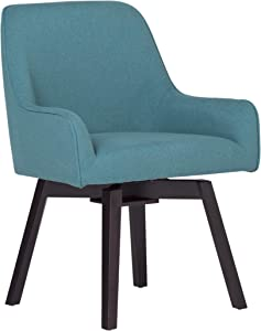 Studio Designs 70149 Spire Swivel Task Chair, Baltic