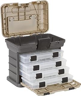 Plano Molding 1354 Stow N Go Tool Box with 4 23500 Series StowAways Graphite Gray  sc 1 st  Amazon.com & Amazon.com : Plano 1374 4-By Rack System 3700 Size Tackle Box ... Aboutintivar.Com