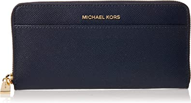 Michael Kors Women's Mercer Zip Around Continental Wallet