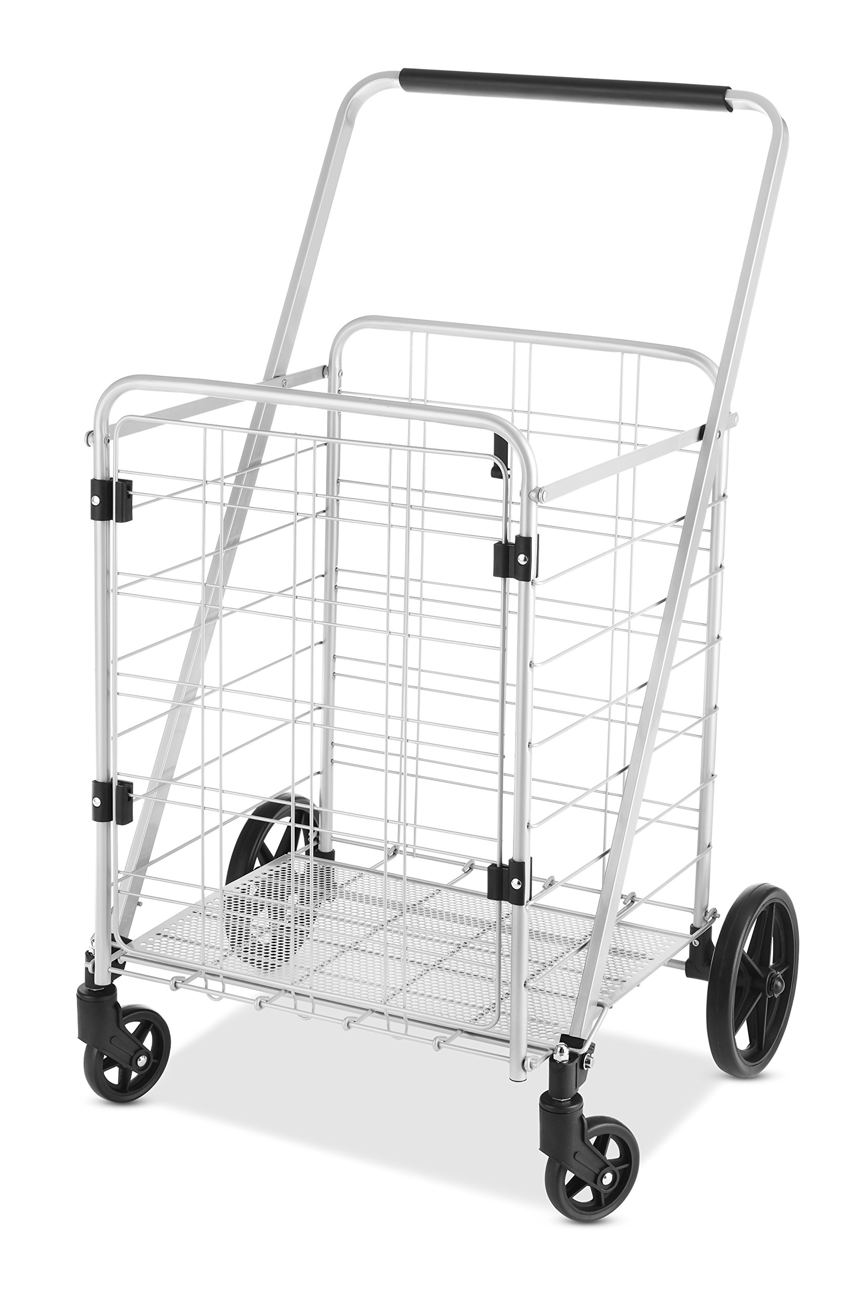 Whitmor Heavy Duty Utility Cart with Front Door