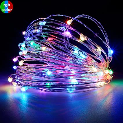 led solar string lamp fairy light christmas lights 10m 100 xmas wedding party decor lamp