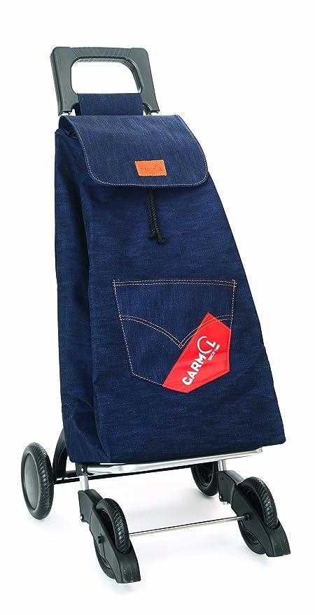 Garmol Jean 212 P16A C-563 - Carro de la compra (4 ruedas)