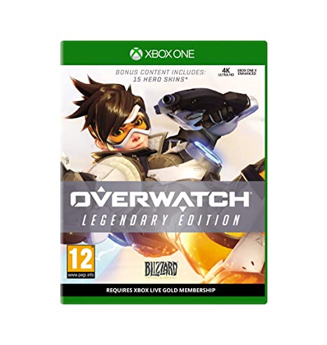 Overwatch Legendary Edition - Xbox One [Importación inglesa ...