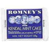 Romney's Kendal Mint Cake 85 g (Pack of 8)