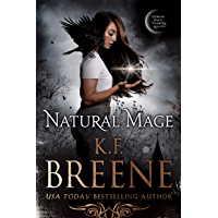 Natural Mage (Demon Days, Vampire Nights World Book 5) (English Edition)