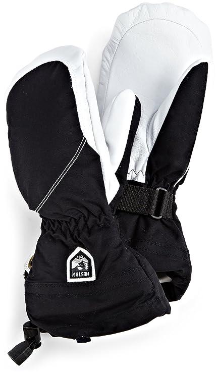 5c6cc1537 Amazon.com: Hestra Women's Heli Mitt Glove: Sports & Outdoors