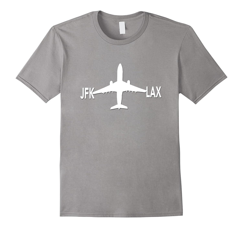 JFK to LAX Shirt-TD