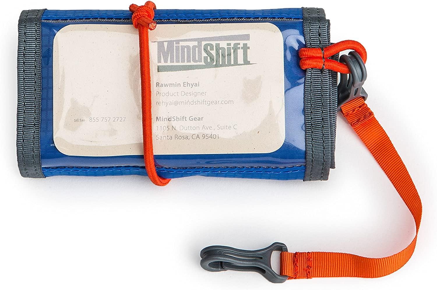 MindShift Gear 540940 House of Cards Memory Card Wallet for 6 CF /& 3 SD Cards Twilight Blue Blau