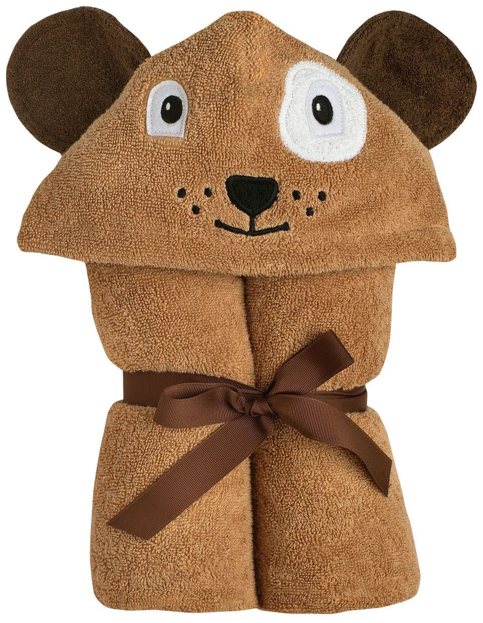 Yikes Twins Child Hooded Towel - Dog by Yikes Twins