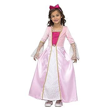 My Other Me Me - Disfraz de Princesa con estrellitas, talla 10-12 ...