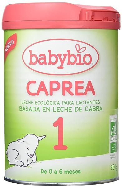 Babybio Caprea Leche 1 Lactantes - 900 gr