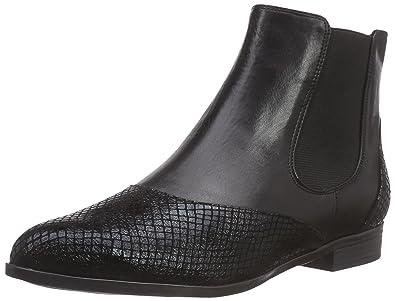 Tamaris 25312, Damen Chelsea Boots, Schwarz (Blk Blk Snake 011), 36 ... 81c3f6c9fa