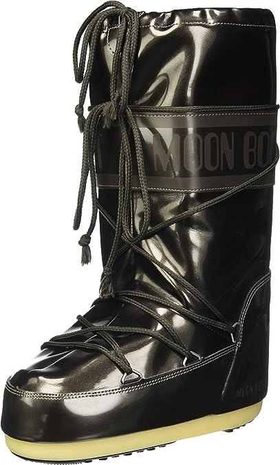 de MetBottes Moon Femme boot Neige Vinil SUpzVqM