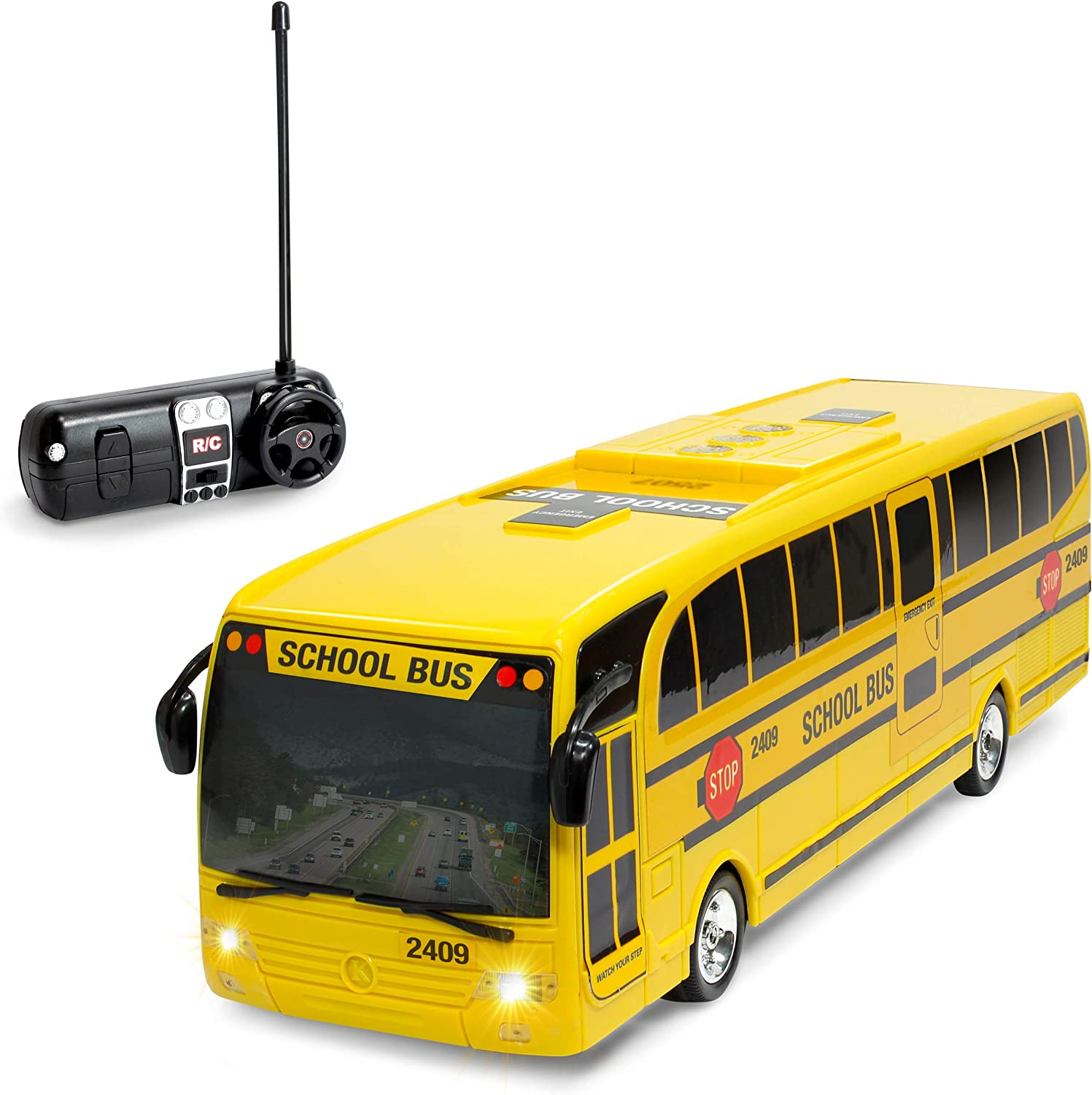 Top 6 Best Rc Buses (2020 Reviews & Buying Guide) 4