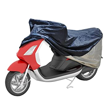 Amazon.com: Detailers Preference Polyester Scooter Cover Large: Automotive