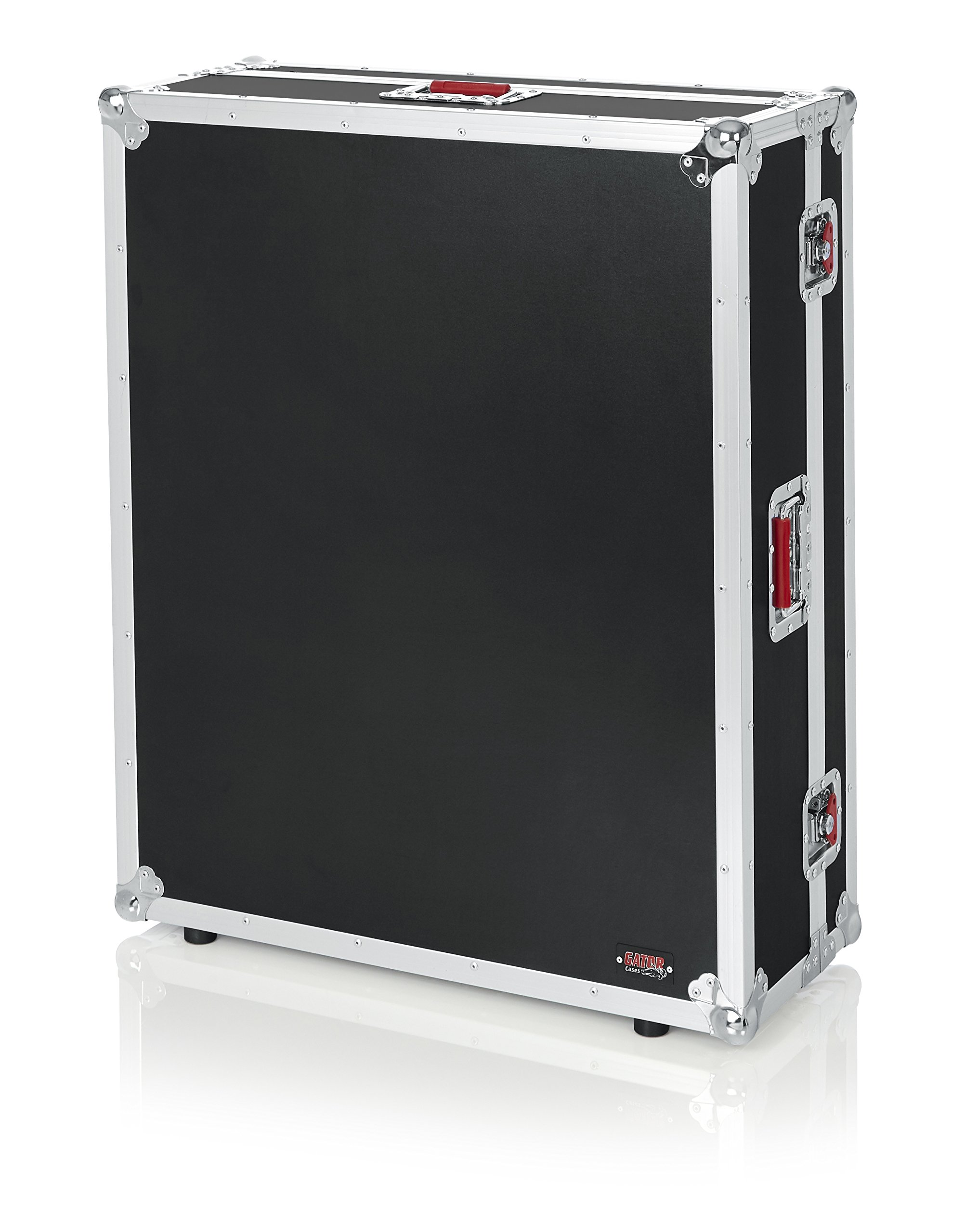 Gator Cases G-TOUR ATA Style Road Case - Custom Fit for Midas M32 Mixer with Built in Wheels and Tow Handle; (G-TOURM32NDH)