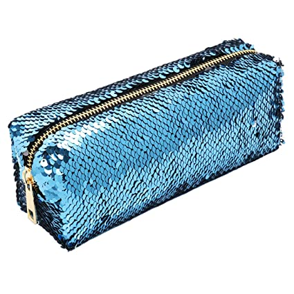 DIY Reversible, diseño de sirena lentejuelas bolsa de ...
