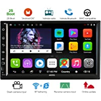 ATOTO A6 2DIN Android Car Navigation Stereo (Black)