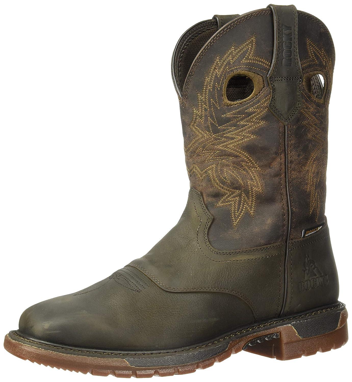 d67bbcc8088 ROCKY Men's Original Ride FLX Western Boot