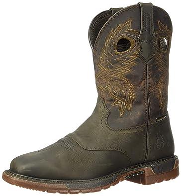 b3e64df1e80 ROCKY Men's Original Ride FLX Western Boot