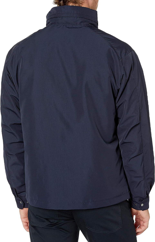 Lacoste Mens Long Sleeve Taffeta Regular Fit Jacket
