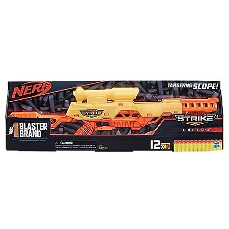 Nerf Alpha Strike Wolf LR-1