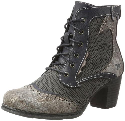 Mustang Damen 1258 501 Stiefel 869 Stiefel 501  Amazon   Schuhe & Handtaschen c6aa39