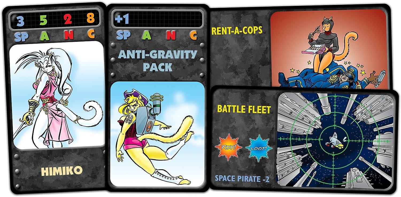 Steve Jackson Games SJG01390 - Juego de Mesa [Importado de Alemania]: Amazon.es: Juguetes y juegos