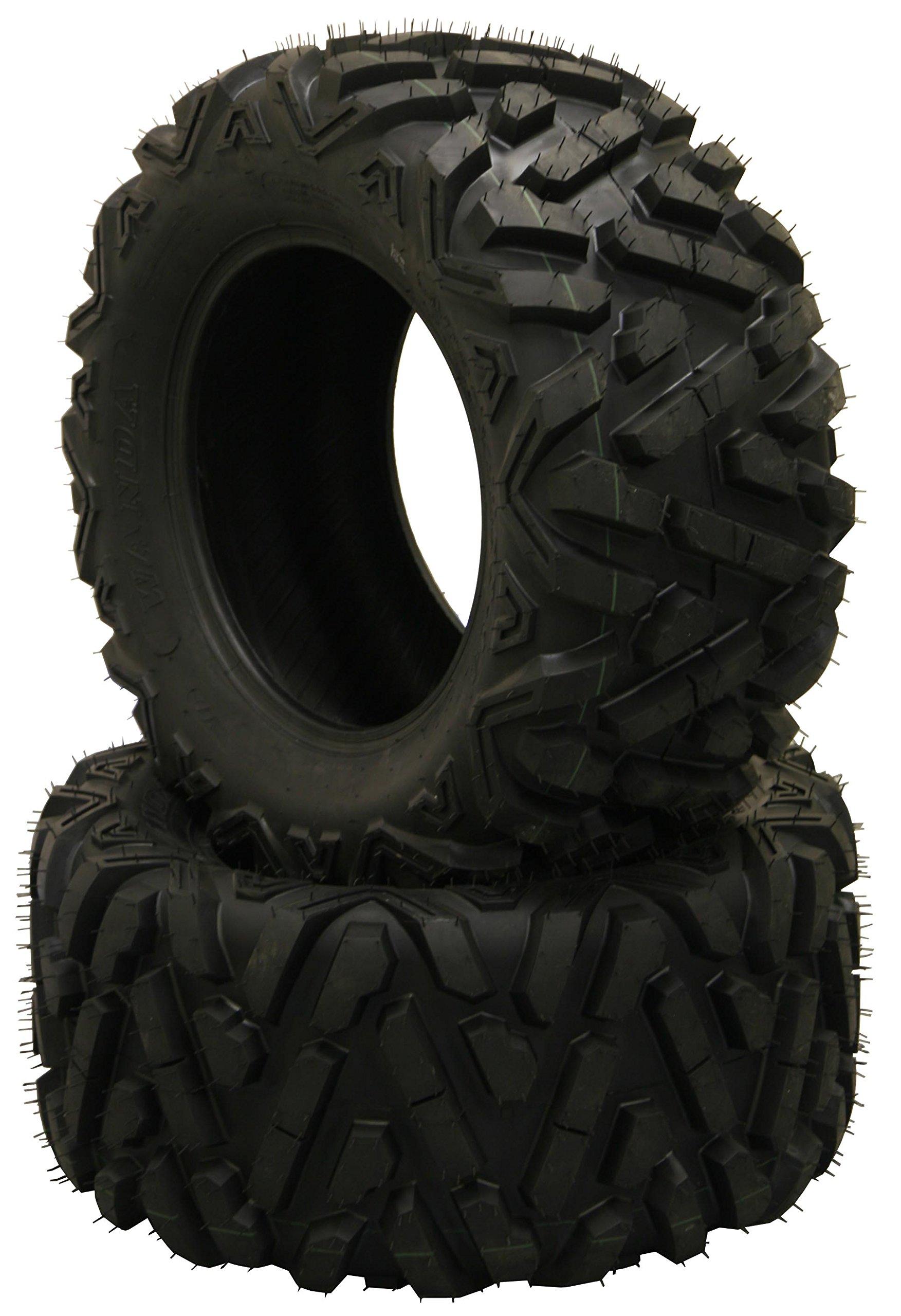 2 New Radial ATV/UTV Tires WANDA 26x11R12 6PR P350 - 10180