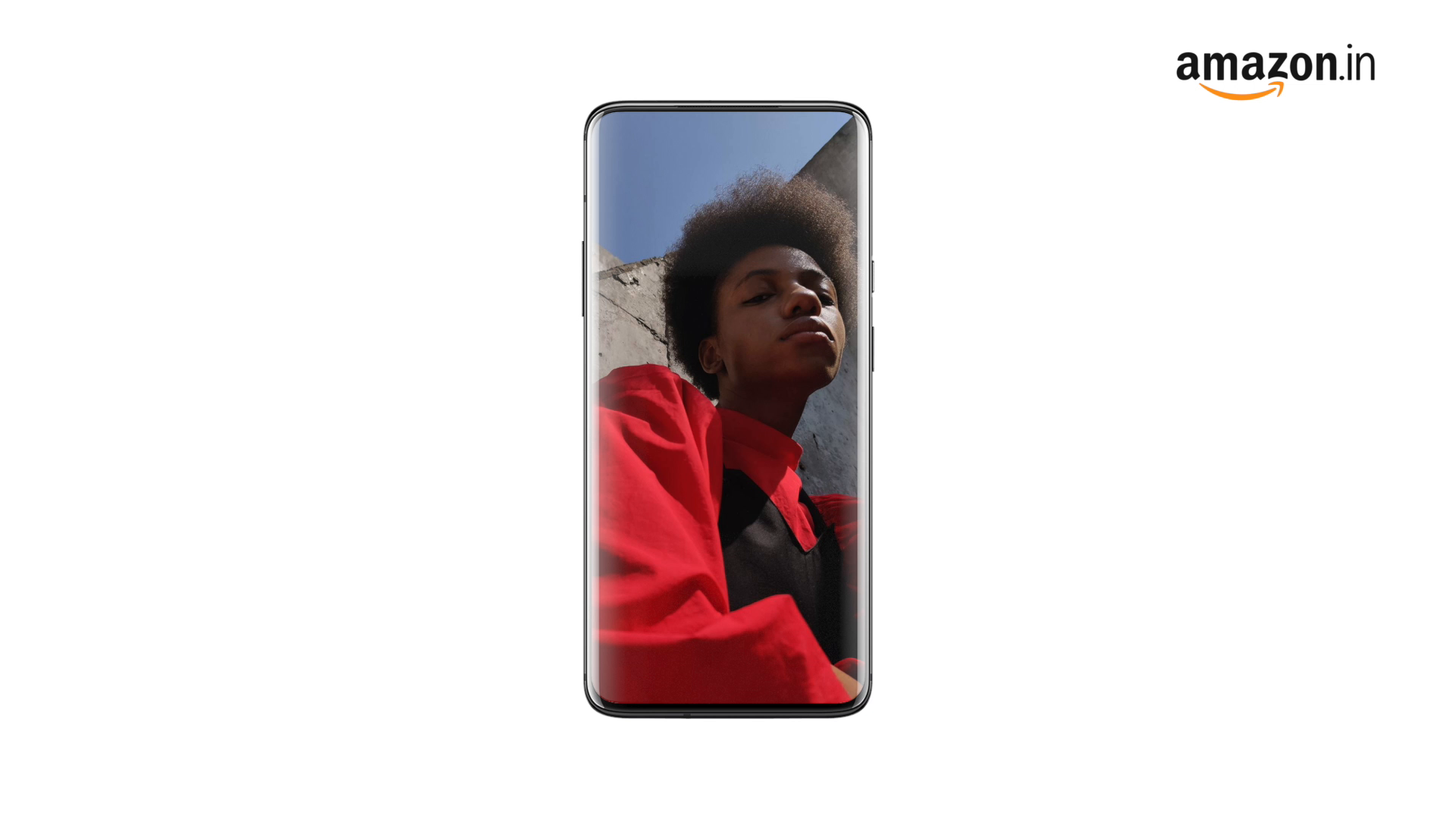 OnePlus 7  Pro (Mirror Grey, 6GB RAM, Fluid AMOLED Display, 128GB Storage, 4000mAH Battery)