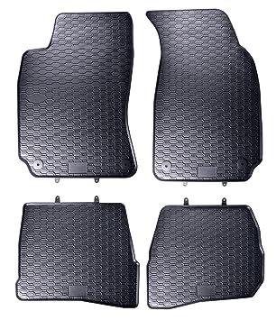 Volkswagen Passat 3BG Variant 100/% passform Fussmatten Autoteppich Schwarz
