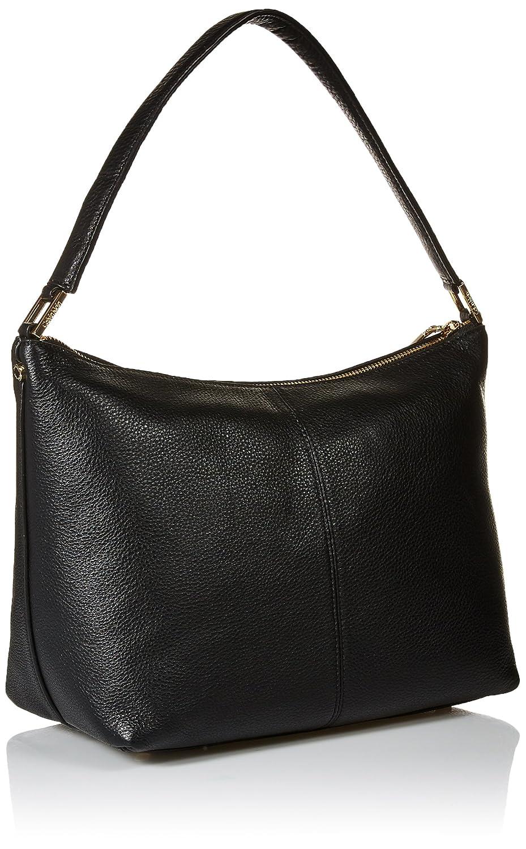 2de0097f55 Amazon.com  Calvin Klein womens Calvin Klein Angelina Pebble Leather Hobo