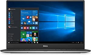 Dell XPS 13 9350 Laptop 13.3in InfinityEdge Display FHD 1080p, 6th Gen Intel Skylake i5-6200u up to 2.8GHz, 8GB RAM, 256GB SDD, Bluetooth, Windows 10 Professional (Renewed)