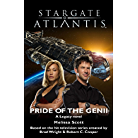 STARGATE ATLANTIS: Pride of the Genii (English Edition)