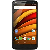 Motorola Moto X Force Smartphone 4G, Display 5.4 pollici, 32 GB Memoria Interna, Single Nano-SIM, Android 5.1.1 Lollipop, Fotocamera 21 MP, Nero [Francia]