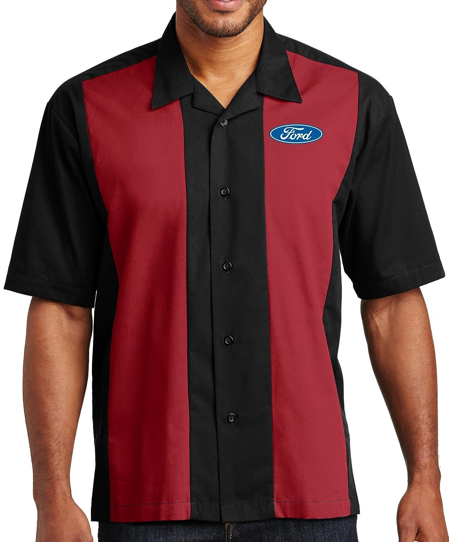 Buy Cool Shirts OUTERWEAR メンズ B076H9GXFW 4L|ブラック/レッド ブラック/レッド 4L