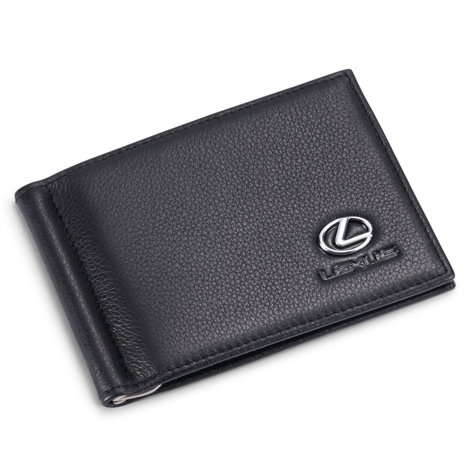 Galleon Lexus Bifold Money Clip Wallet With 6 Credit Card Slots