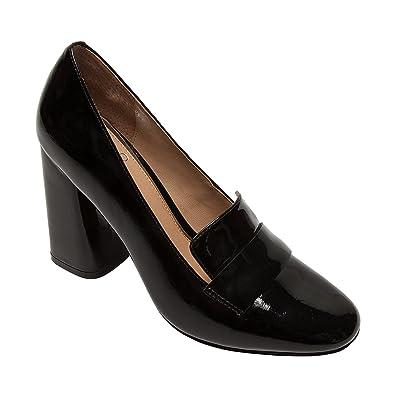 Cameo   Damens's Almond Toe Block Heel Patent Leder b2af6e