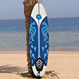 Generic New Surfboard 6' Foamie Board Surfboards Surfing Surf Beach Ocean Body Boarding New